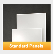 Standard FAR infrared panels