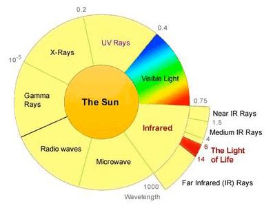 FAR Infrared PSectrum